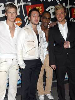 Blue - Lee Ryan, Anthony Costa, Simon Webbe and Duncan James