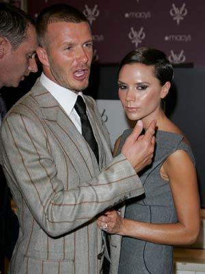 Victoria and David Beckham launch new fragrance Signature