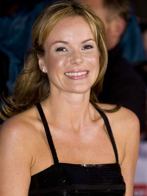 Pride Of Britain Awards 2008: Amanda Holden enjoys herself