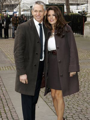 Gary Lineker  & Danielle Bux | Children Of Courage Awards | Now Magazine | Celebrity Pictures