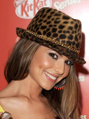 Cheryl Cole | Hat was the year that was | Now magazine | celebrity fashion
