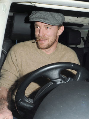 Celebrity Smokers: Guy Ritchie