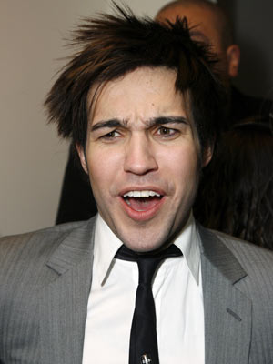 Pete Wentz | Barack Obama's Inaugural Celebrations | Pictures | Now Magazine | Celebrity Gossip