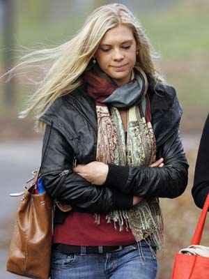 Chelsy Davy is lost in thought   | Pictures | Now Magazine | Celebrity Gossip