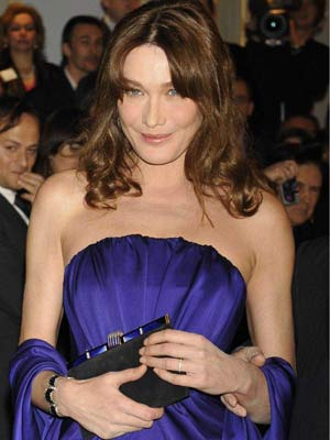 Carla Bruni | Carla Bruni brings a touch of class  | Pictures | Now Magazine | Celebrity Gossip