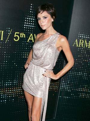 Victoria Beckham | Victoria Beckham shows off her pins | Now Magazine | Celebrity Spy | Pictures