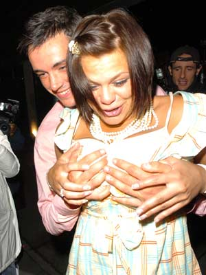 Jade Goody and Jack Tweed |  Jade Goody and Jack Tweed - their love story in pictures  | Pictures | Now Magazine | Celebrity Gossip