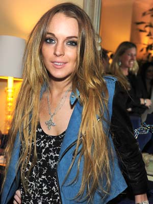 Lindsay Lohan | Lindsay Lohan enjoys the luxury treatment| Pictures || Now Magazine | Celebrity Gossip