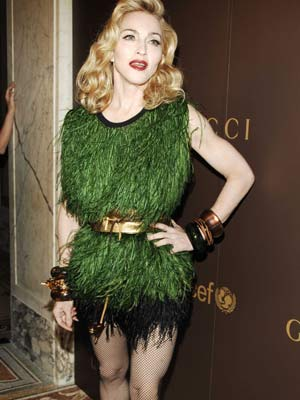 Madonna | Madonna: Feathers 'n' Fluff | Now Magazine | Celebrity News |