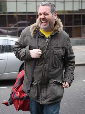 Chris Moyles | Chris Moyles is in a good mood | Pictures | Now Magazine | Celebrity Gossip