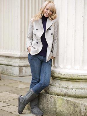 Liz McClarnon | EXCLUSIVE Liz McClarnon is transformed into The Duchess | Pictures | Now magazine | celebrity gossip