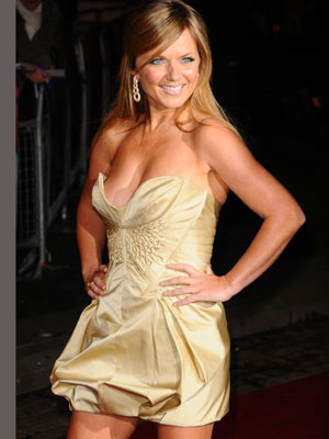 Geri Halliwell | The Boat The Rocked premiere | Pictures | now magazine | celebrity gossip