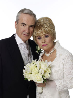 EastEnders| EastEnders: Peggy and Archie Mitchell get married at a shocking price | Pictures | Now Magazine | Celebrity Gossip