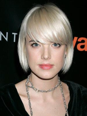 Agyness Deyn | Celebrity hair:  Agyness Deyn   | Pictures | now magazine | celebrity gossip