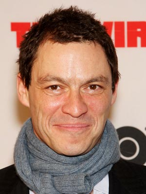 Dominic West | Dominic West at The Wire premiere in New York | Now Magazine