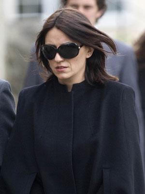 Davina McCall   Jade Goody   funeral   celebrity news   Now magazine