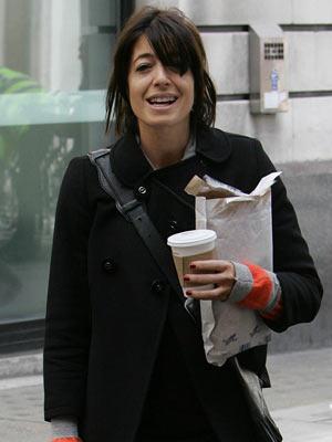 Claudia Winkleman | Claudia Winkleman goes bare | Pictures | now magazine | celebrity gossip