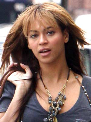 Beyonce Knowles | Stars without make-up: Beyonce Knowles looks radiant | Pictures | Now magazine | celebrity gossip