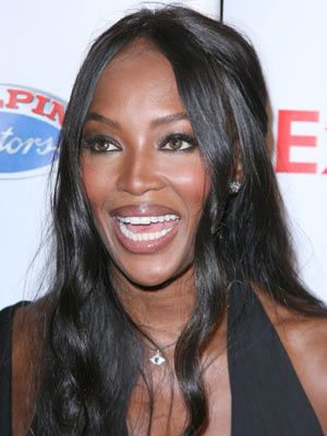 Naomi Campbell | Naomi Campbell opens wide | Pictures | Now magazine | celebrity gossip |