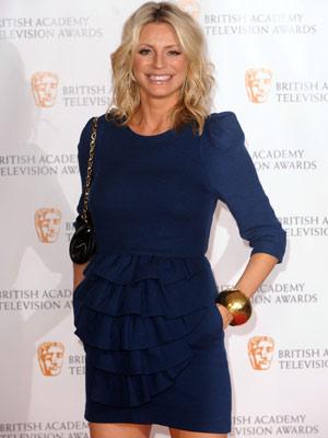 Tess Daly   The Bafta Awards 2009   Pictures   Now Magazine   Celebrity Gossip   TV Awards   Fashion