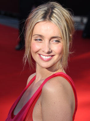 Louise Redknapp close up | The Bafta Awards 2009 | Pictures | Now Magazine | Celebrity Gossip | TV Awards | Fashion