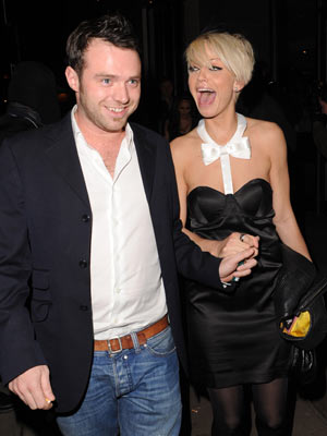 Sarah Harding and Tom Crane | Sarah Harding and Tom Crane party in London | Now Magazine