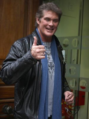 David Hasselhoff | David Hasselhoff is okay | Pictures | Now Magazine | Celebrity Gossip