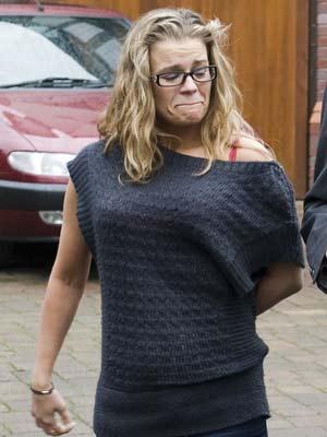 Kerry Katona | Kerry Katona fights back the tears | Pictures | Now magazine | celebrity gossip