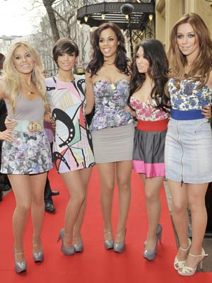 The Saturdays| Get the look| Now magazine