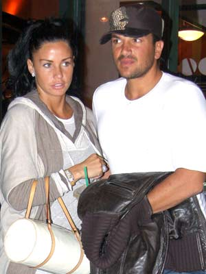 Peter Andre  | Peter Andre and Jordan do not look happy | Pictures | now magazine | celebrity gossip