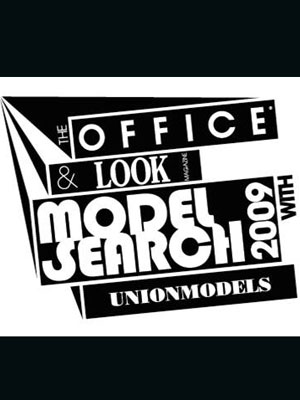 The Office and LOOK Magazine Model Search 2009 with Union Models
