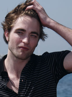 Robert Pattinson smoulders | Now Magazine | Celebrity Spy | Pictures