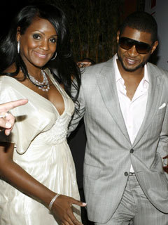 why did usher and tameka divorce