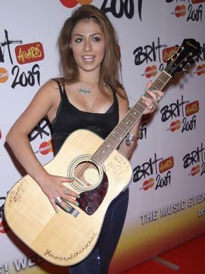 Gabriella Cilmi   Gabriella Cilmi makes music  Pictures   Now Magazine   Celebrity Gossip