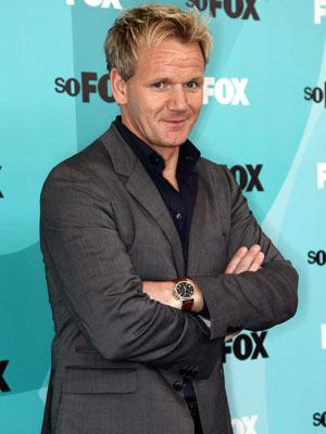 Gordon Ramsay looks smug | Now Magazine | Celebrity Spy | Pictures