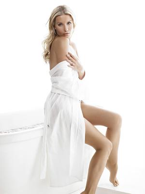 Denise Van Outen strips to promote new deodorant   Now Magazine   Gallery Specials   Celebrity Gossip