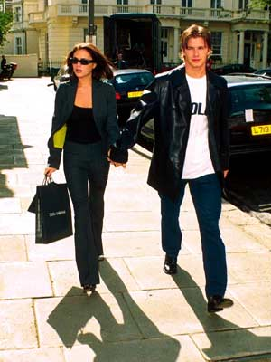 Victoria & David Beckham | Victoria & David Beckham: A love story in pictures | pictures | now magazine | celebrity gossip