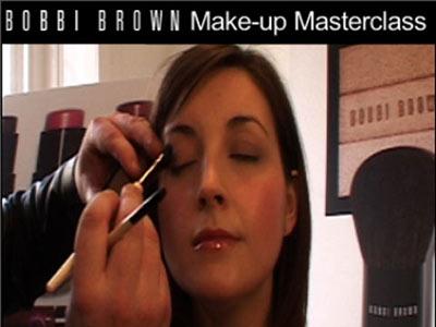 NOW VIDEO Bobbi Brown Make-up Masterclass: Nautical Look