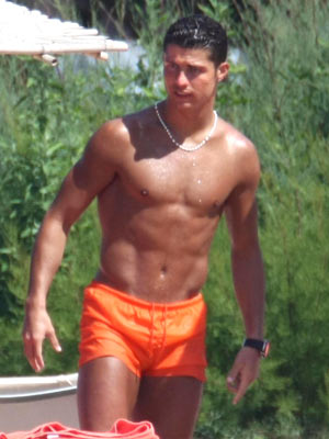 sexy male swimwear for 2008