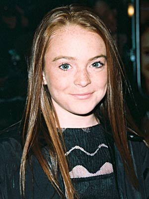 Lindsay Lohan 1996 - from child star to Hollywood casualty   Pictures   Now Magazine   Celebrity gossip