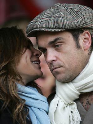 Robbie Williams and Ayda| Pictures | Now Magazine | Celebrity Gossip