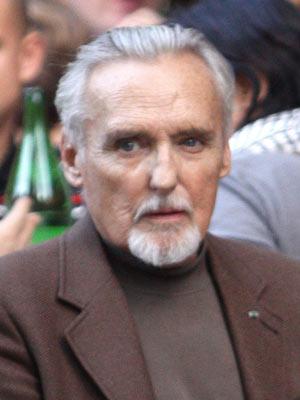 Dennis Hopper | Dennis Hopper having lunch in New York | Now Magazine | Celebrity Gossip | US News