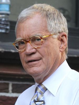 David Letterman | Pictures | Now Magazine | Celebrity Gossip