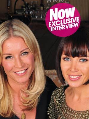 Denise Van Outen interviews X Factor judge Dannii Minogue exclusively for Now magazine   Pictures   Celebrity gossip