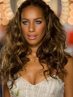 Leona Lewis films new video Forgive Me