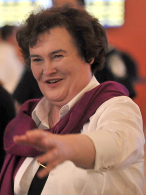 Susan Boyle   Pictures   Now Magazine   Celebrity Gossip