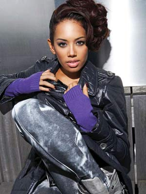 Jade Ewen | Jade Ewen models winter coats | pictures | celebrity gossip | now magazine