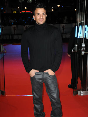 Peter Andre | This Is It premieres | pictures | now magazine | celebrity gossip