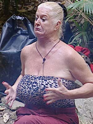 Kim Woodburn slammed by Famous, Rich And Homeless viewers ...