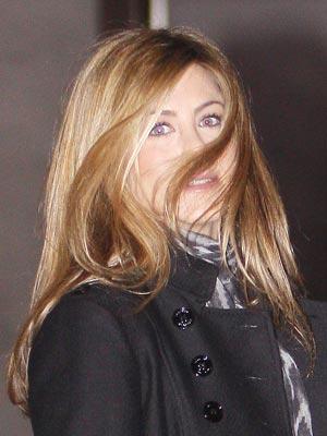 Celebrity bad hair days: Jennifer Aniston